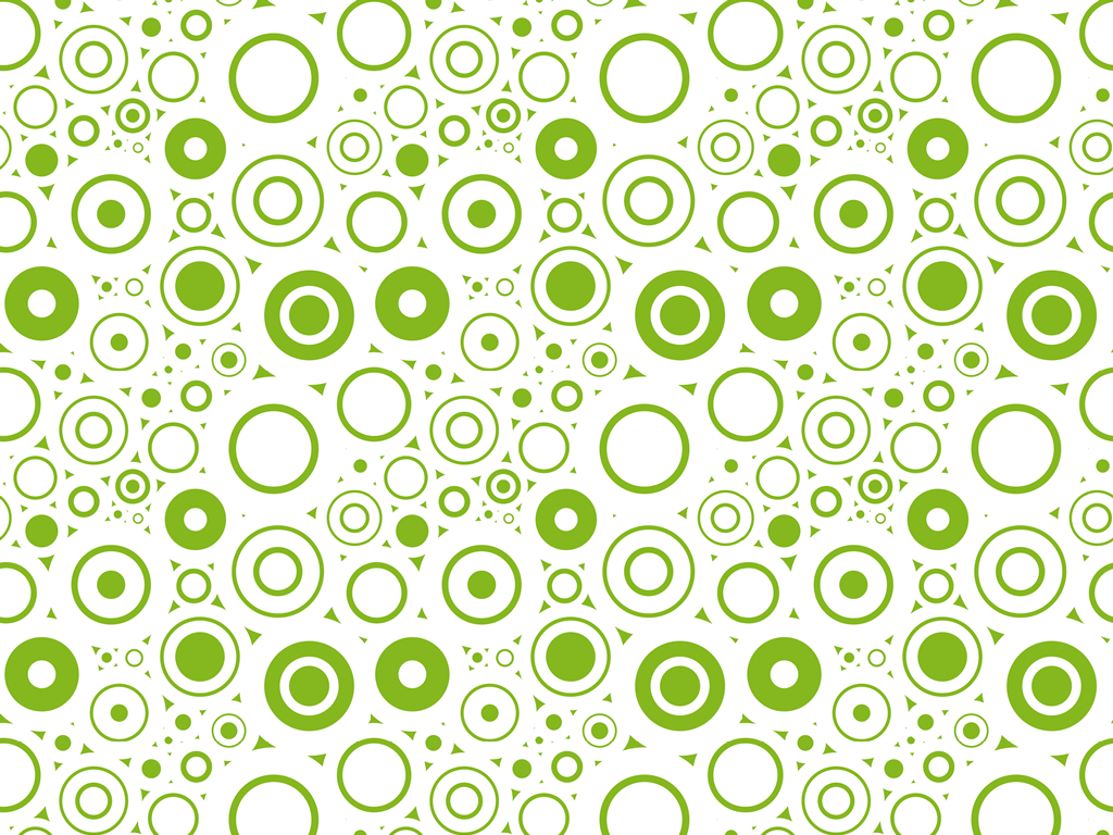 Papel de Parede HP Circle Green